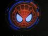 """Spider-man """"Spidey Signal"""" Upgrade Kit 3d printed Actual Projection from Prototype"""