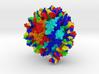 Drosophila Nucleosome 3d printed