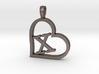 Alpha Heart 'X' Series 1 3d printed