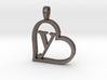 Alpha Heart 'Y' Series 1 3d printed