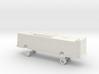 HO Scale Bus NABI 40-LFW OCTA 2200/2300s 3d printed