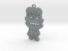 Hellboy Pendant 3d printed