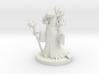 Firenewt Warlock of Imix 3d printed