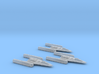 R2CW Y-Wing 3-pack 1/270 3d printed
