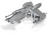 Kihraxz-class Vaksai-mk1 Fighter - Variance B 3d printed