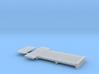 N Scale Standard Sleeper Take-Off 3d printed