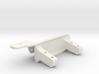 Driver side differential - Support servo AR60-V4 3d printed