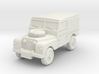 TT Gauge - Four By Four Clear Acrylic 3d printed