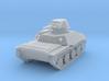 PV189C T-40 Amphibious Tank (1/87) 3d printed