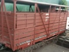 Victorian Railways 16mm scale NM cattle wagon body 3d printed loading