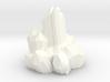 Quarzt Crystals 3d printed