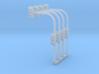 4x Ampel + Mast Spur N 3d printed