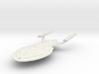 Vesta Class Battleship 3d printed