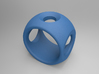 RING SPHERE 2 - SIZE 6 3d printed