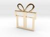 Gift Pendant 3d printed