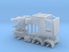 N Gauge MAN TG Kit 3d printed