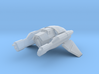 Hutt invader-class station fighter 3d printed