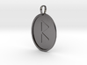 Beorc Rune (Anglo Saxon) 3d printed