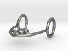 Rope walker pendant 3d printed