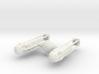 TYE-Wing - Engine Upgrade Variation 3d printed