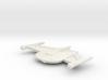 3125 Scale Romulan BattleHawk Destroyer MGL 3d printed