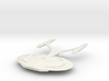 Enterprise J  Refit II 3d printed