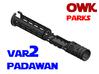 Korbanth / Parks OWK - Padawan All.In.One Var2 3d printed