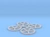 QR Handbrake Wheels 3d printed