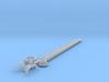 HO/1:87 High Mast Light kit 3d printed [en] kit [de] Bausatz