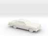 1/87 1974 Ford LTD Coupe 3d printed