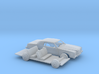 1/160 1974 Ford LTD Coupe Kit 3d printed