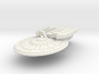 Colonial Light Carrier (no turrets, parts on sp 3d printed