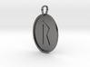 Raido Rune (Elder Futhark) 3d printed