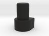 GCPlug Button 3d printed