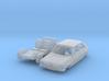 Volkswagen Polo 1 (N 1:160) 3d printed