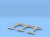 Defender Frigates (3) 3d printed