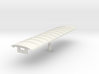 00 GWR Dia M17 Bullion Van Part 1 (Roof) 3d printed