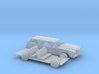 1/160 1974 Ford LTD Station Wagon Kit 3d printed
