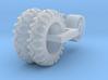 Hay rake wheels 3d printed