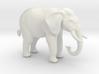 Printle Thing Elephant - 1/76 3d printed