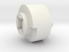 DX4 wheel adapter BS=20mm 3d printed