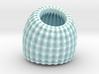 Brain Coral Porcelain: Jewellery Salt/Herb/Spices 3d printed
