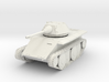 DW18 Leopard Light Tank E-10 (1/48) 3d printed