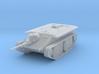 DW17B E-10 Tank Destroyer (1/100) 3d printed