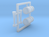 HO KW Air Cleaners 3d printed