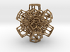 Christmas tree decoration ornament - 120cell_A5_r5 3d printed