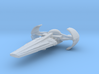 Sith Infiltrator 3d printed