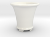Round Bonsai-Style Shot Glass 3d printed