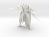 "Kallari 6.5"" Tall Figure 3d printed"