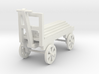 Cart - Wood Load - HO Scale 87:1 3d printed